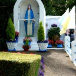 Statue of Our Lady at Kilmacomogue